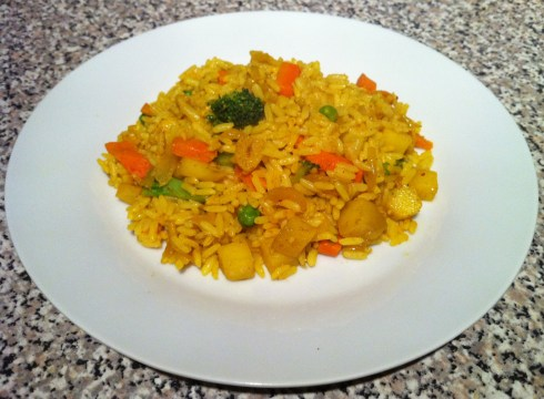Bhaat Biran – Indian style fried rice | Food That Makes You Smile!