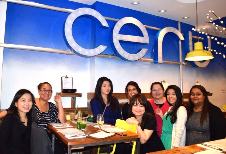 Ceru - Foodies Meetup