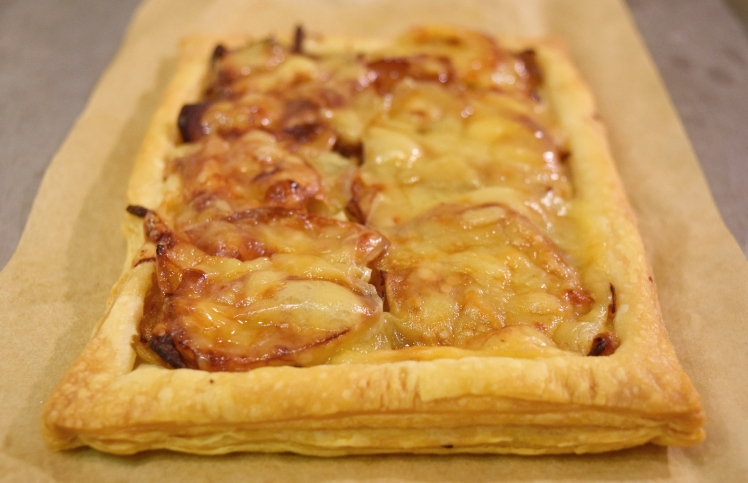 Apple & Comte Tart