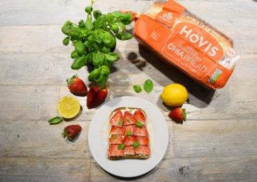 Hovis Chia Toast